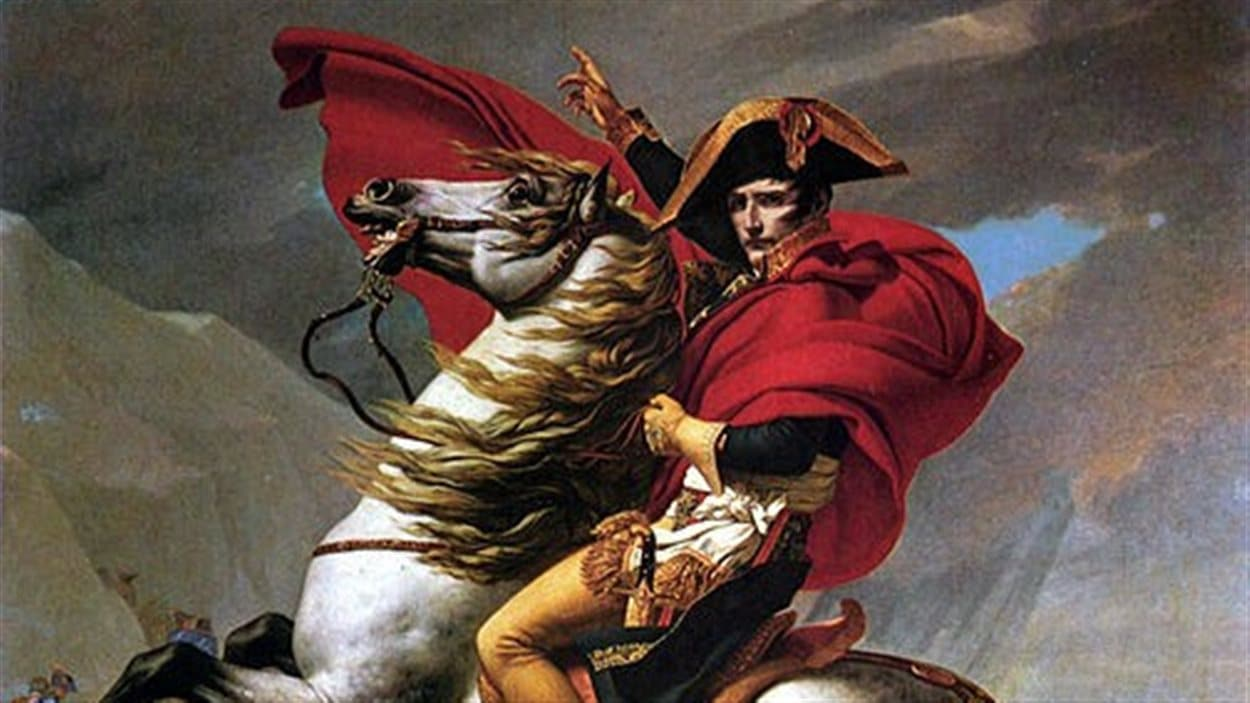 Les trésors de Napoléon à la basilique Notre-Dame   ICI.Radio-Canada.ca