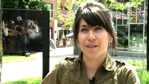Anne-Marie Boucher, coordonnatrice, Réseau Solidarité Itinérance du Québec.