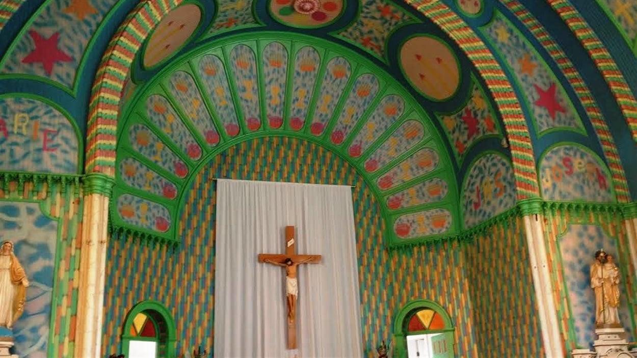 Église Sainte-Cécile, Lamèque