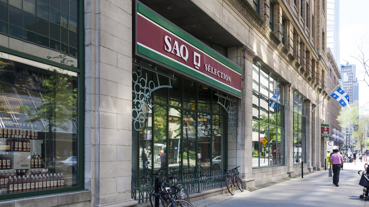 SAQ sélection, Montréal