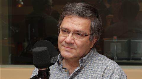 Le Dr Judes Poirier, directeur de l'unité de neurobiologie moléculaire de l'Institut Douglas