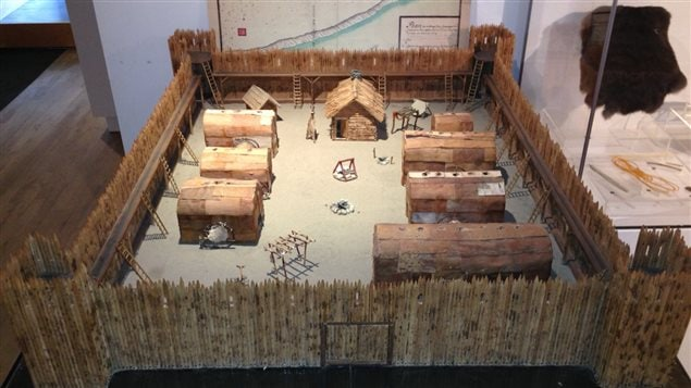 Le Fort d'Odanak