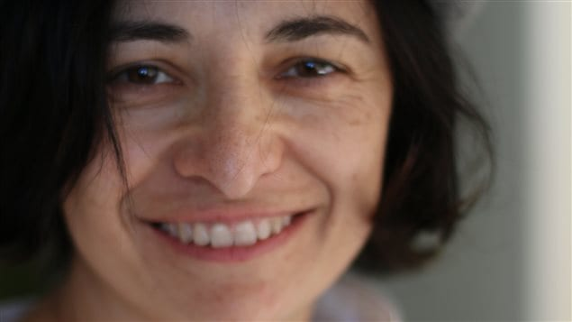 L'auteure Yolande Jimenez