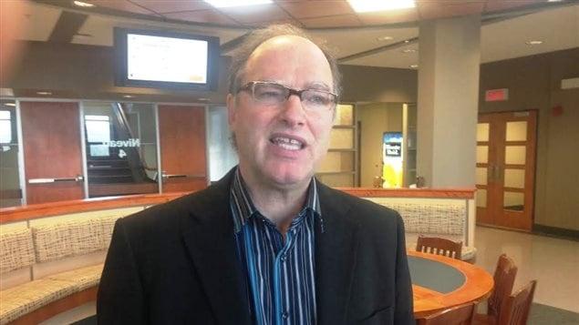 L'économiste André Leclerc