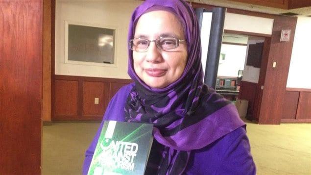 Shaina Siddiqui a affirmé que l'objectif de ce guide est d'assurer la sécurité des jeunes Canadiens.