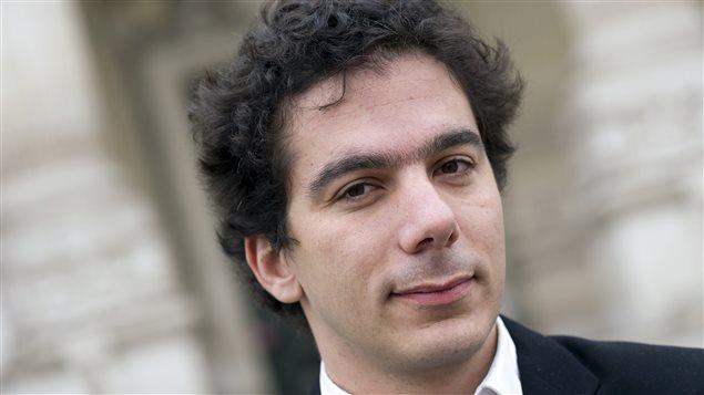 Nathanael Karmitz, président de MK2