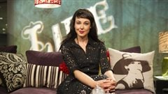 Claudia Larochelle recommande <i>La liste</i> de Jennifer Tremblay