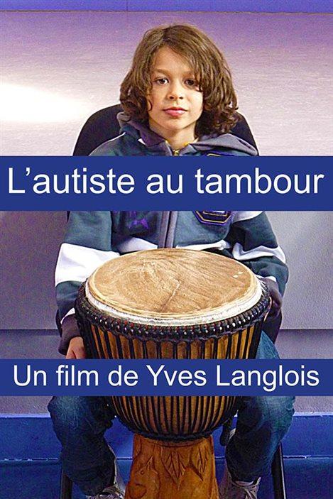 L'affiche du film L'autiste au tambour