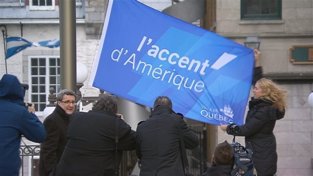 Québec, l'accent d'Amérique