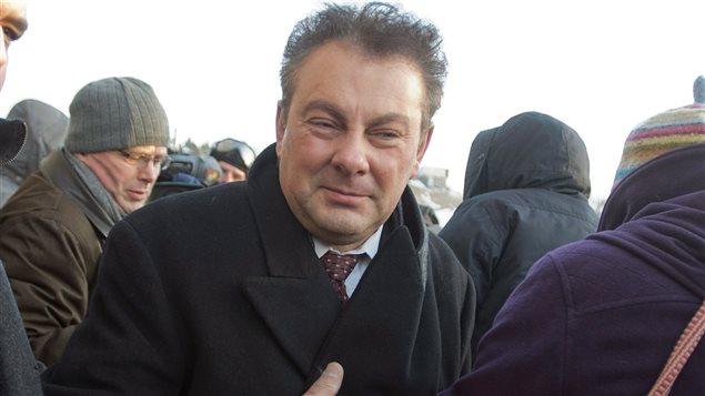 Roch Bernier, le propriétaire de la résidence du Havre.