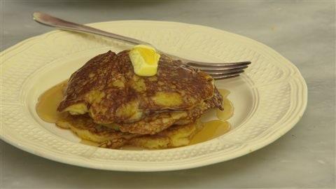 Recette de pancakes au babeurre
