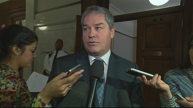 Le ministre Yves Bolduc juge que le choix des administrateurs n'est pas judicieux.