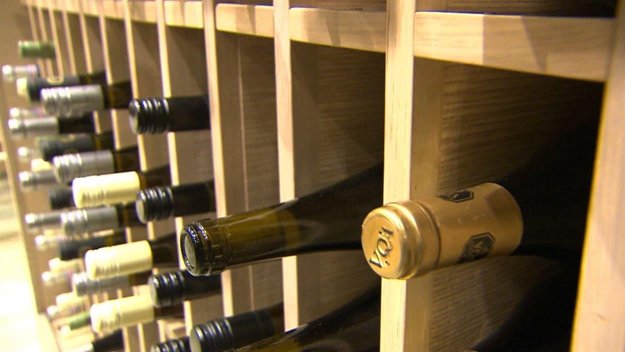 Le marché des vins en Ontario