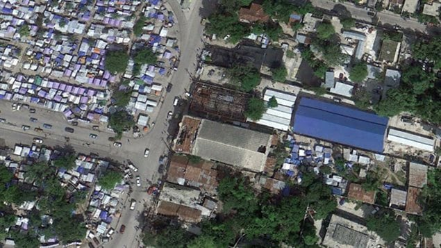Les images satellites de port au prince montrent les - Radio lumiere en direct de port au prince ...
