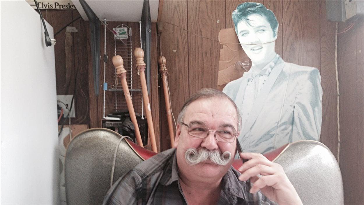 Daniel Côté, propriétaire d'Ameublement Elvis, qui fait affaires avec Cuba depuis 1991.