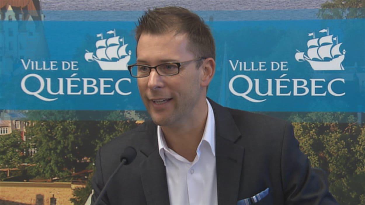 Sylvain Légaré siègera comme indépendant.