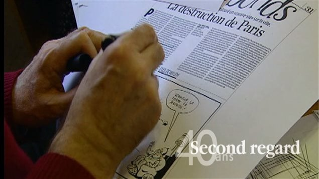 charlie hebdo Second regard