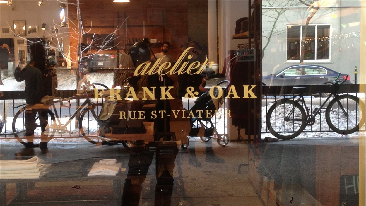 Boutique Frank & Oak