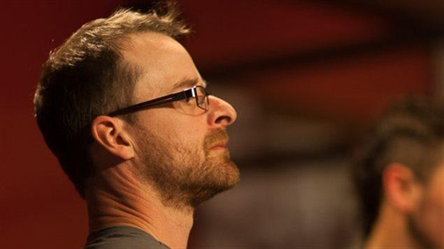 L'auteur Philippe Garon