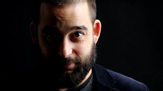 L'auteur Mathieu Blais