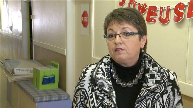 Lyz Beaulieu, mairesse de Notre-Dame-de-Pontmain et préfète de la MRC d'Antoine-Labelle.