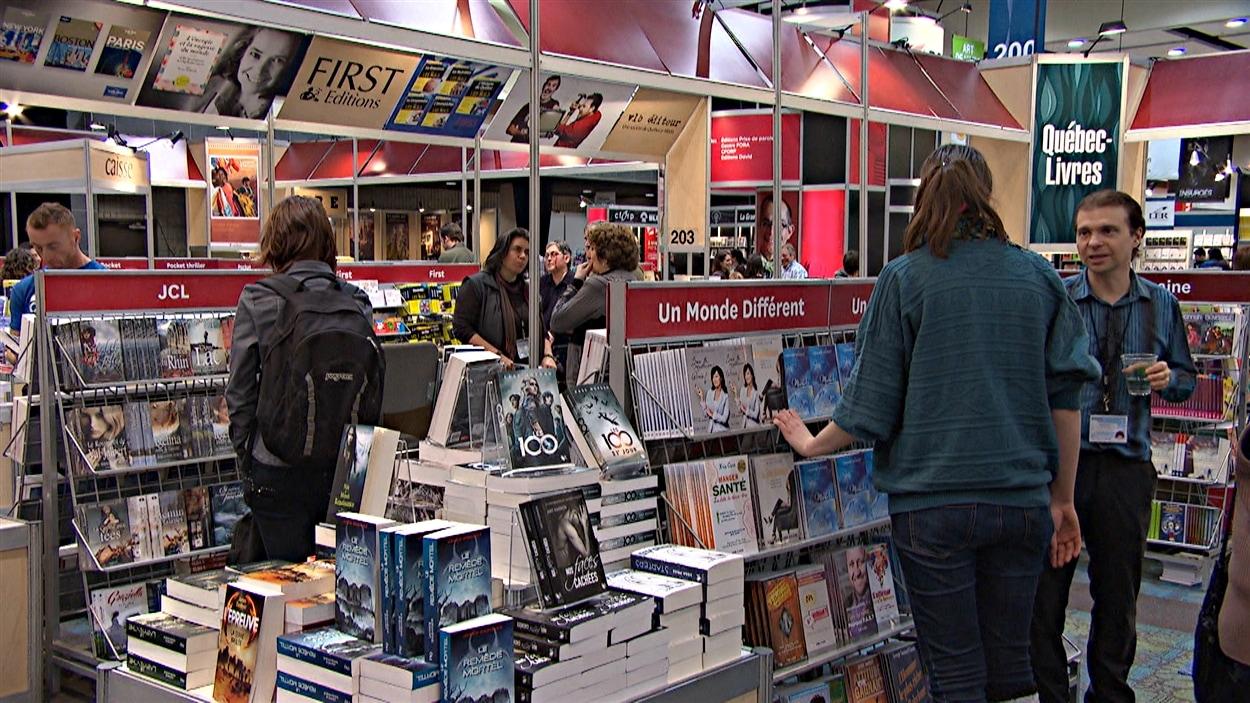 Record de ventes au slo ici radio for Salon du canada