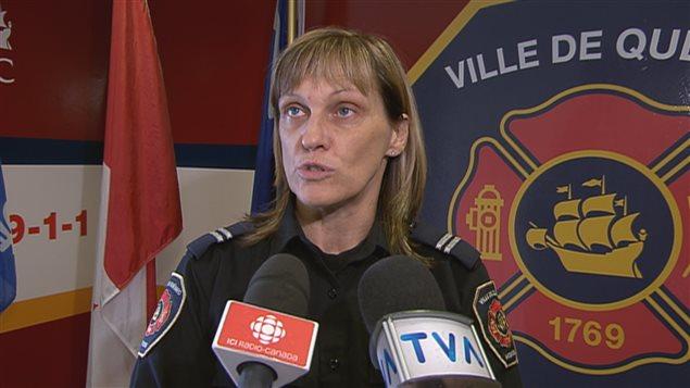Le service des incendies de Québec souhaite mettre la main sur le compteur intelligent.