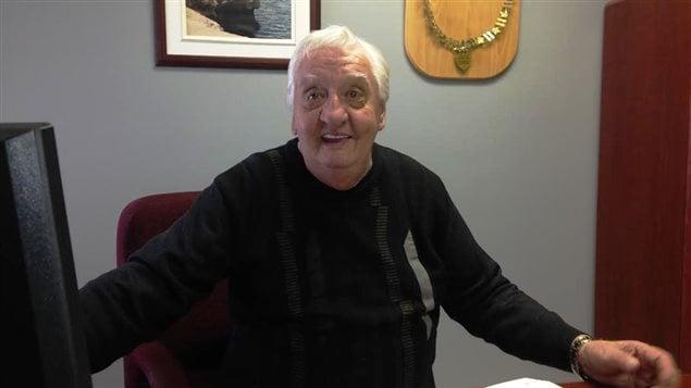 Yves Létourneau, maire de Grande-Anse