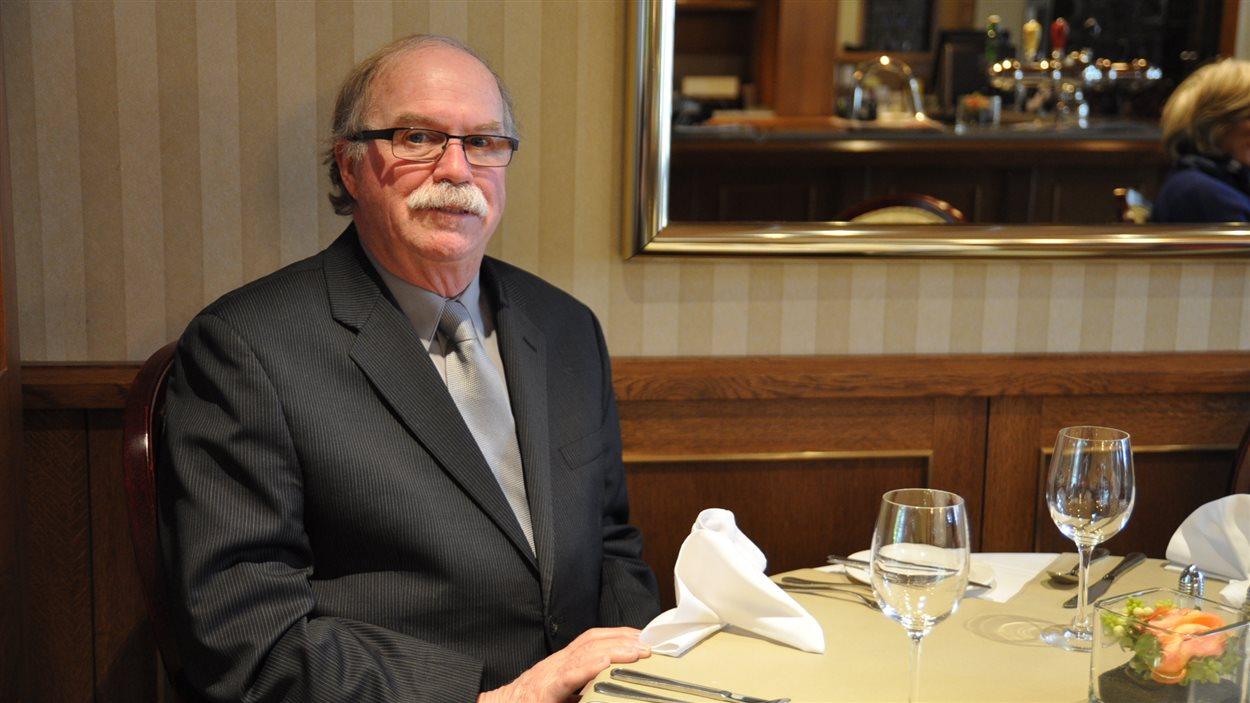 Discrétion et stratégie guident les actions d'André Légaré, lobbyiste-conseil depuis 25 ans