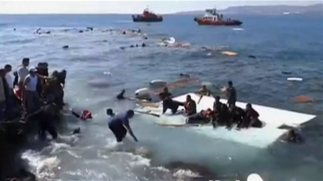 La mort de centaines de migrants force l 39 ue agir la for Lien dans une nouvelle fenetre