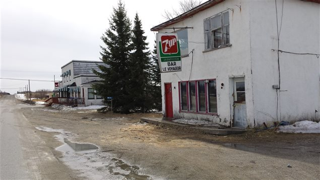 Le resto-bar et l'épicerie de Rochebaucourt sont maintenant fermés
