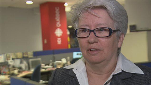 La députée péquiste Agnès Maltais