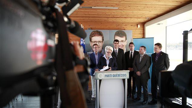 Le PQ a présenté son candidat dans Chauveau.