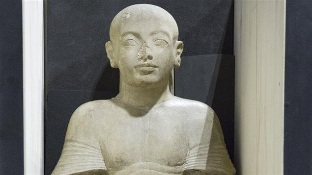 Exposition : coup d'œil à l' Égypte magique