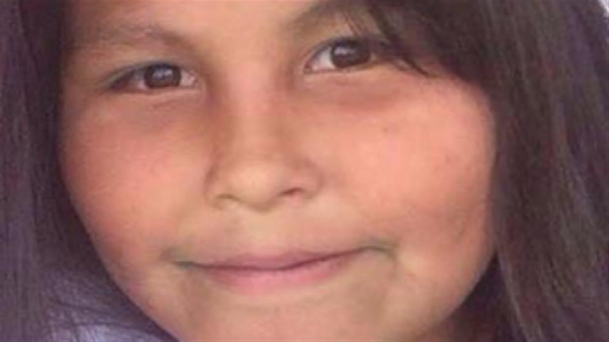 Le corps de Teresa Cassandra Robinson, 11 ans, a été retrouvé le 11 mai dans la réserve Garden Hill, à environ 500 kilomètres au nord-est de Winnipeg