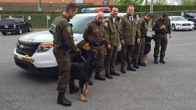 Le chien, meilleur ami de... la police! | ICI.Radio-Canada.ca