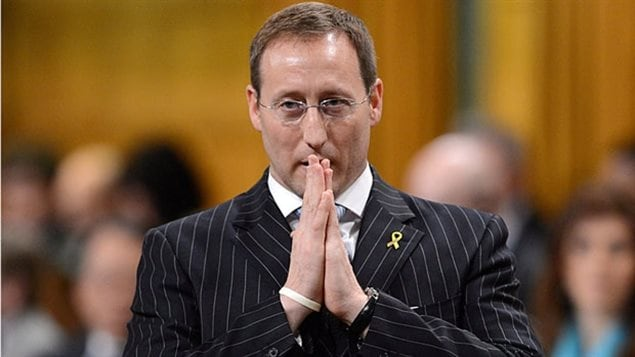 Peter MacKay (archives)