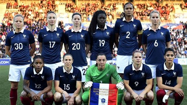 Le qu bec l 39 cole avec la france ici radio - Coupe de france feminine resultat ...