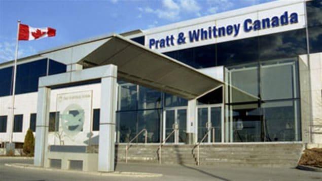 Siège de Pratt & Whitney à Longueuil