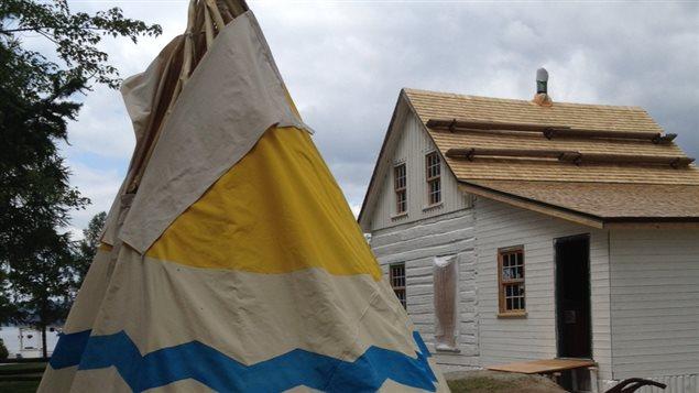 Maison du Frère-Moffet, Ville-Marie, Témiscamingue