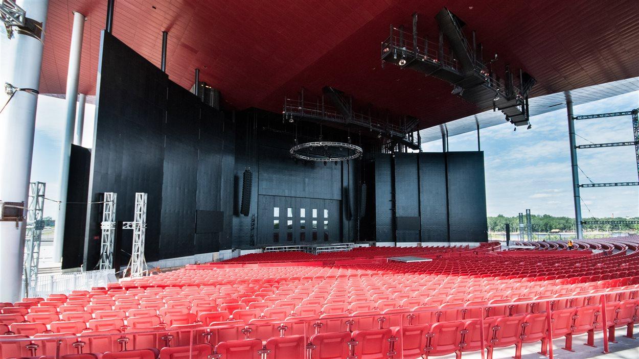 L'Amphithéâtre Cogeco de Trois-Rivières