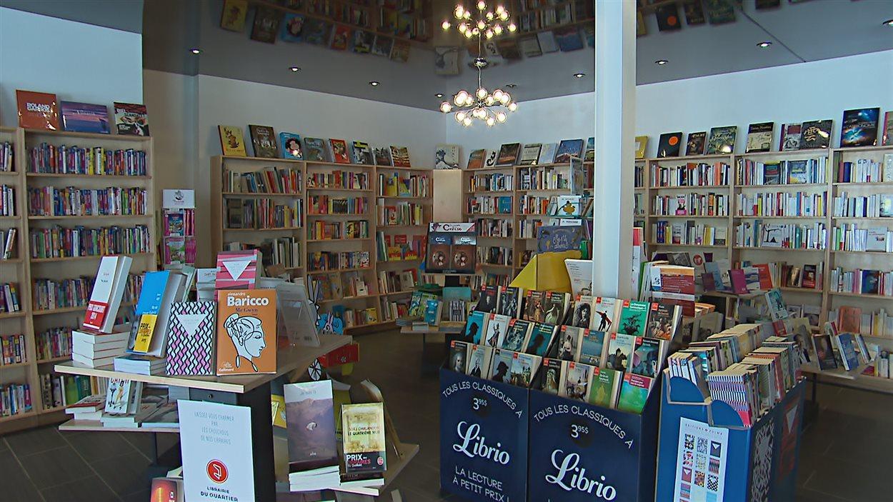 La librairie du Quartier ouvrira une succursale à Toronto.