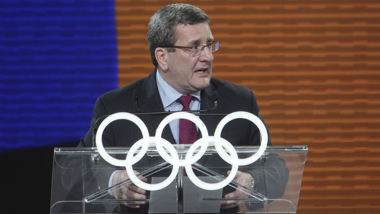 Régis Labeaume ne rêve plus des Jeux olympiques.