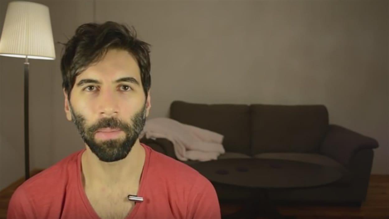 Le blogueur controversé Daryush Valizadeh, plus connu sous le pseudonyme Roosh V