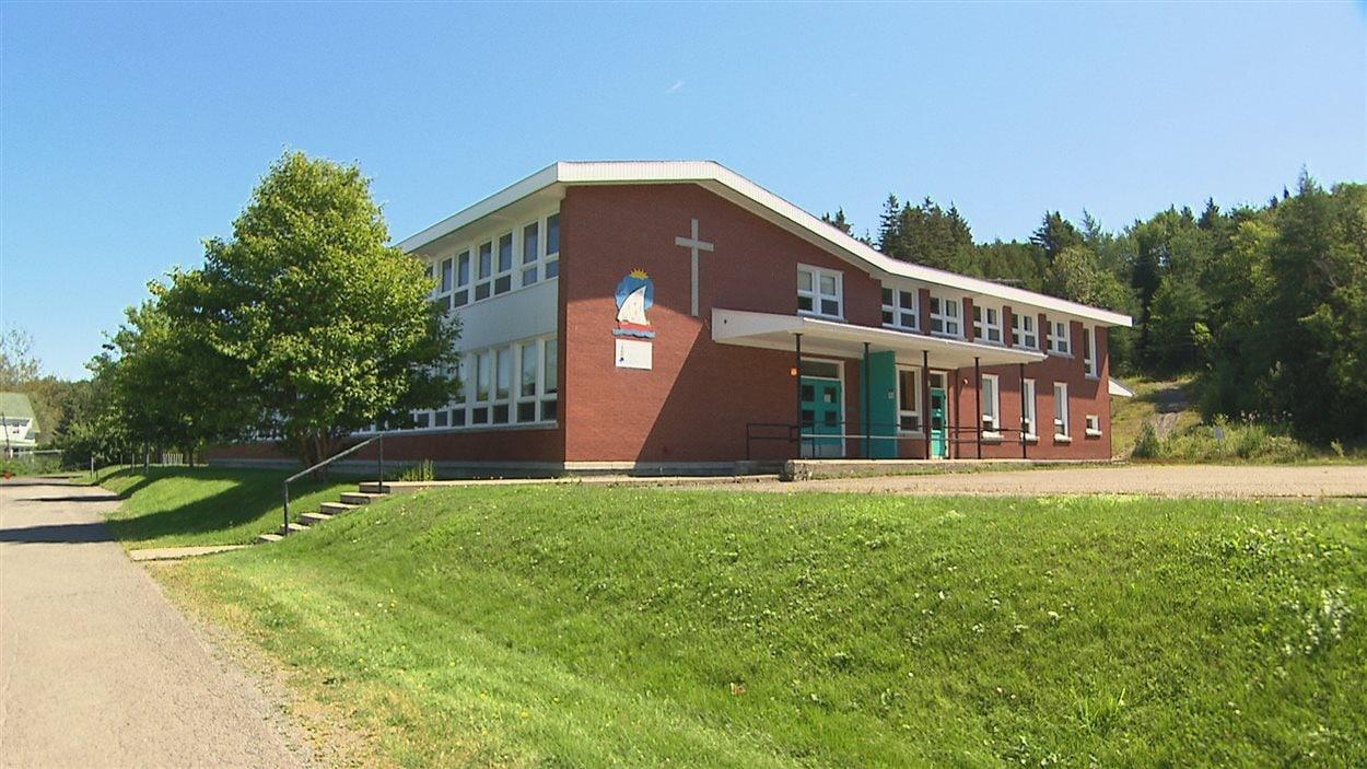 L'école de Métis-sur-Mer