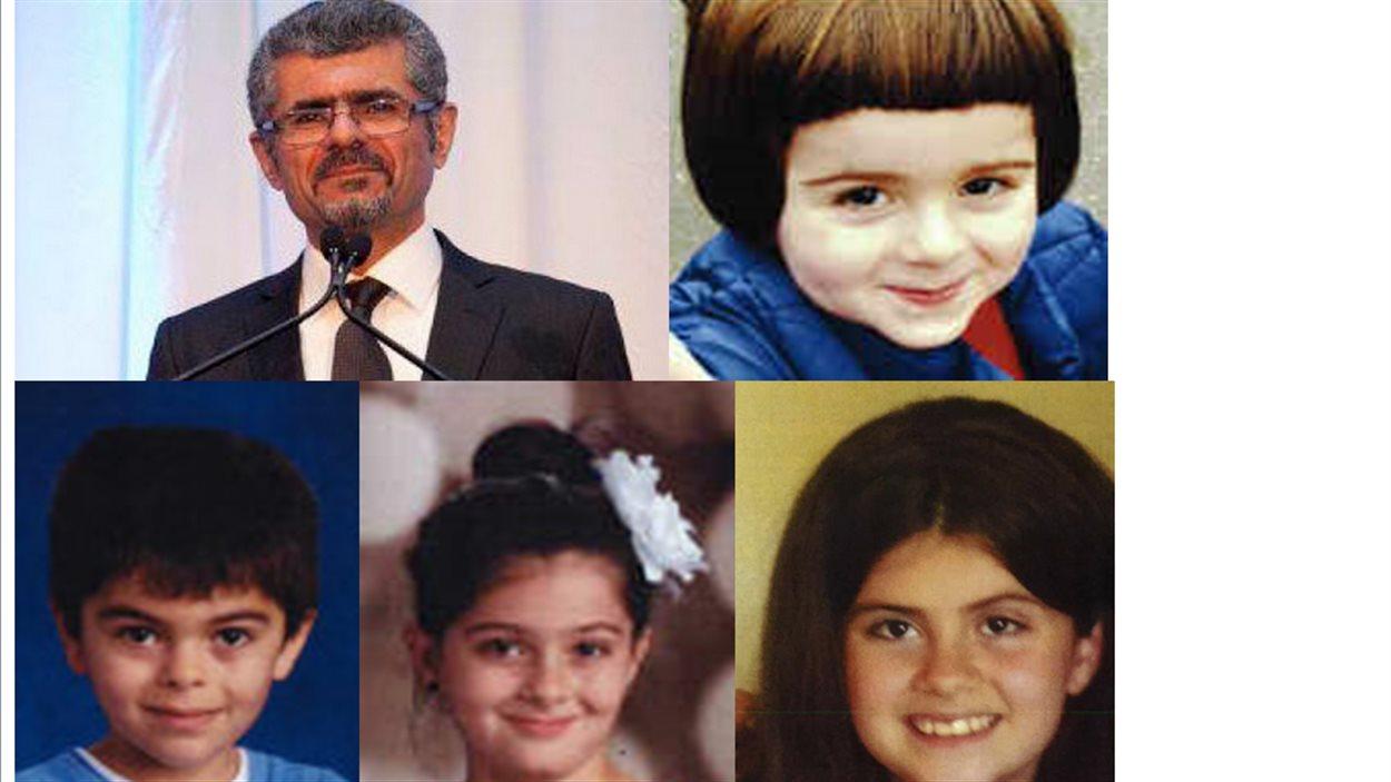 Saren Azer est recherché pour l'enlèvement de ses quatre enfants, Meitan Mahmudi-Azer (3 ans), Dersim Mahmudi-Azer (7 ans), Sharvahn (11 ans) et Rojevahn Mahmudi-Azer (9 ans)
