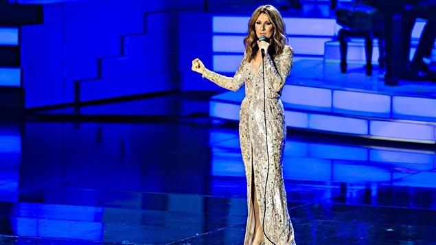 Céline Dion de retour à Las Vegas