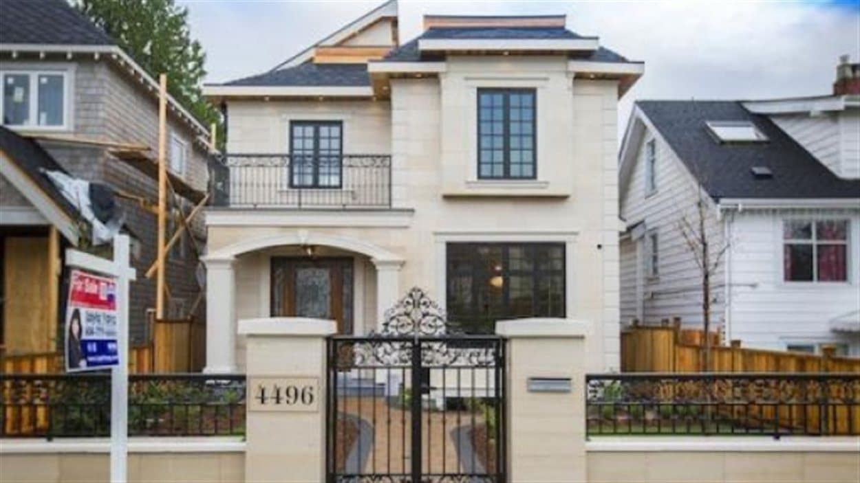 Grand Vancouver : les maisons coûtent 17 % de plus qu\'en 2014 | ICI ...