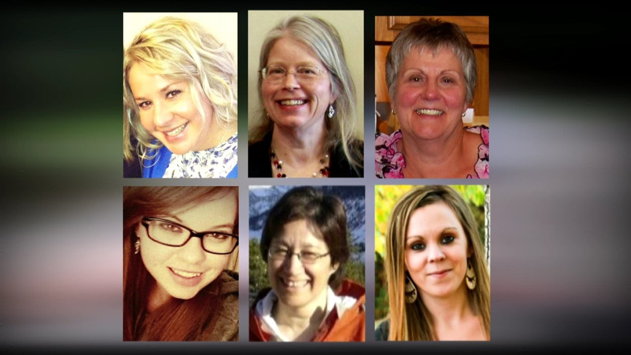 Six femmes ont été tuées en Saskatchewan dans la dernière année, présumément par un ami de coeur ou ex-conjoint.