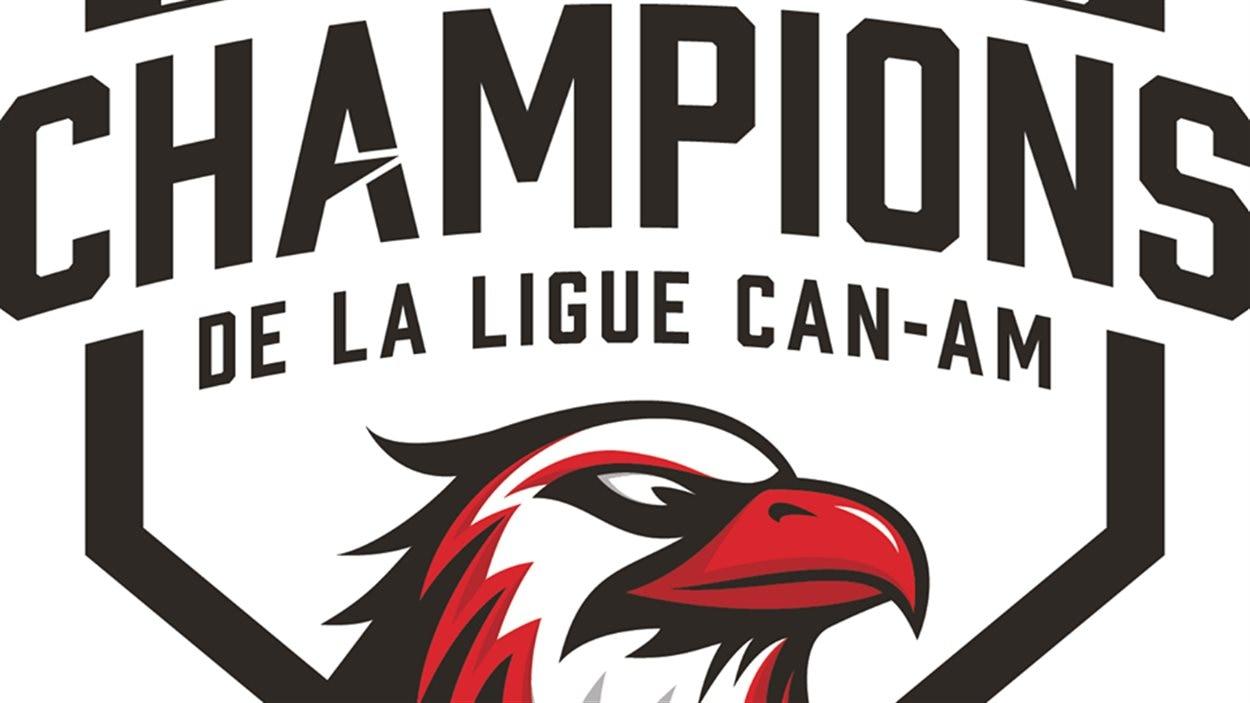 Les Aigles de Trois-Rivières, sacrés champions de la Ligue Can-Am